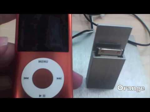 iPod Nano 5G Colors