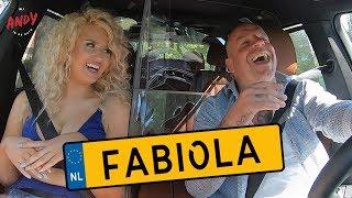 Fabiola Volkers - Bij Andy in de auto! (English subtitles)