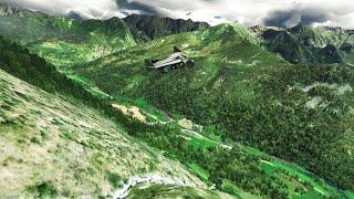 MSFS 2020 _ Jetpack JW1 _ SkyTraveler _v0_11_1_ LFLJ _ France
