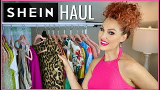 HUGE SHEIN SUMMER CLOTHING HAUL | The Glam Belle
