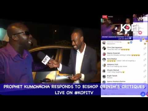 Video: KKD is a demon-possessed man; he needs deliverance - Kumchacha