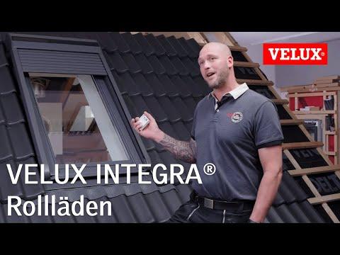 VELUX INTEGRA® Rollläden   Sonnen- und Hitzeschutz