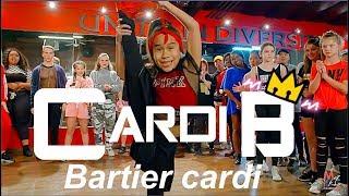 "Cardi B   ""BARTIER CARDI""  Brooklyn Jai Choreography   IG @thebrooklynjai"