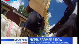 Mutea Iringo is the new NCPB chairman