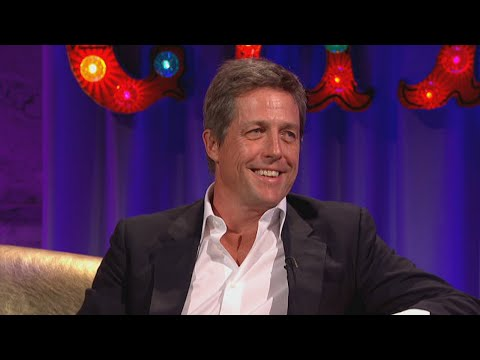 Hugh Grant's Talks About Fancying His Leading Ladies - Alan Carr: Chatty Man