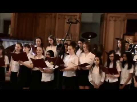 May Serenade 2015 - Counting Stars, Middle School Choir