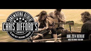 Chris Difford's Songwriting Retreat