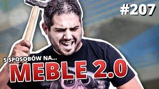5 sposobów na... MEBLE 2.0