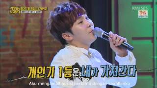 [INDOSUB] SEVENTEEN's Seungkwan Stage CUT @ 'The Boss Is Watching'