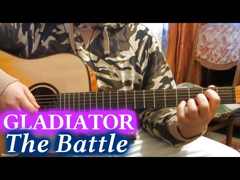 GLADIATOR - THE BATTLE | Hans Zimmer (cover by iv_pershin)