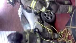preview picture of video 'Albion Fire Department - Air Bag/Car Rescue'