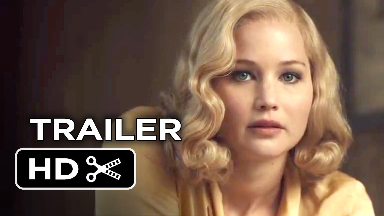 >Serena Official International Trailer #1 (2015) - Jennifer Lawrence, Bradley Cooper Movie HD