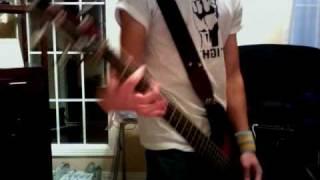 Post War Breakout - Anti Flag: Bass Cover