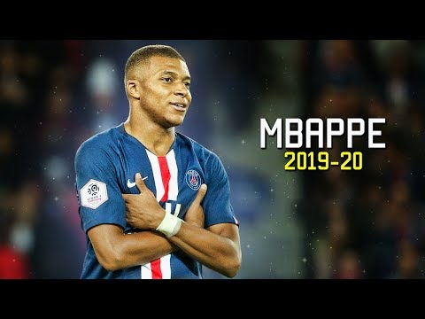 Videos - Kylian Mbappé: goals and technical gestures season 2019/2020