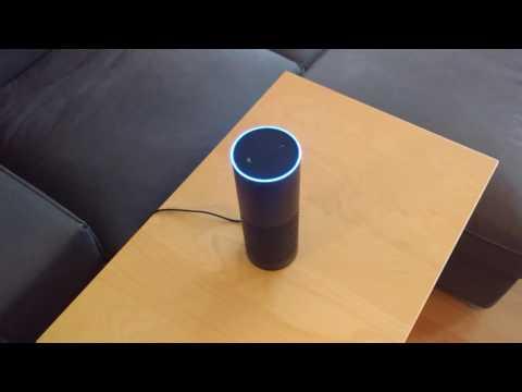 Amazon Echo Alexa im Test