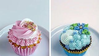 10 Satisfying Cupcake Icing Hacks to Sweeten up Your Weekend! So Yummy