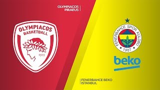 Olympiacos Piraeus – Fenerbahce Beko