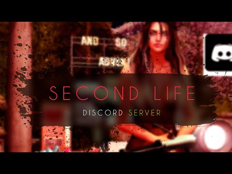 ⁣Join to Second Life Discord Server and share your content