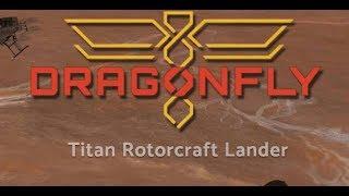 Dragonfly: possível missão a Titã