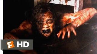 Evil Dead (9/10) Movie CLIP - Blood Falls, Demon Rises (2013) HD