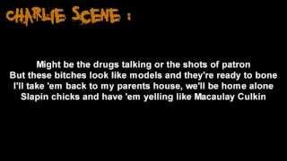 Hollywood Undead - Comin' in Hot [Lyrics]