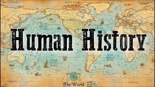 Human History in a Nutshell