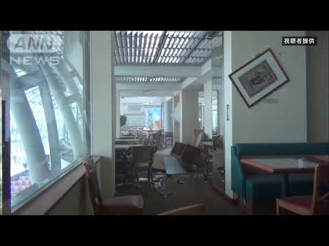 Incredible Footage Of A 9.0 Earthquake Followed By A Tsunami