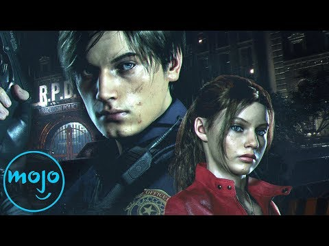 Top 10 Greatest Japanese Video Game Franchises of all Time