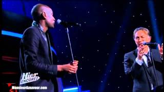 Richard Berry & Abd Al Malik - Ces gens-là - Jacques Brel - Olympia 2012