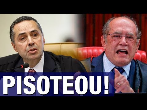 Gilmar Mendes ataca investigação e acaba humilhado em confronto com Barroso; veja vídeo
