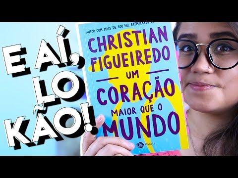 CHRISTIAN FIGUEIREDO ESCREVE BEM? + SORTEIO | UM CORAÇÃO MAIOR QUE O MUNDO | Pronome Interrogativo