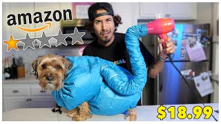 We Tested WEIRD Amazon TikTok Products.... (YOU WON'T BELIEVE THIS)