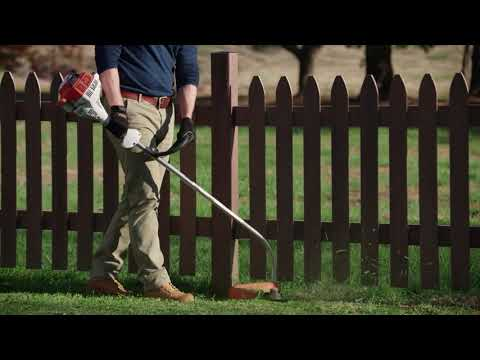Stihl FS 38 in Ruckersville, Virginia - Video 1