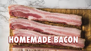 How To Make The Best Homemade Bacon