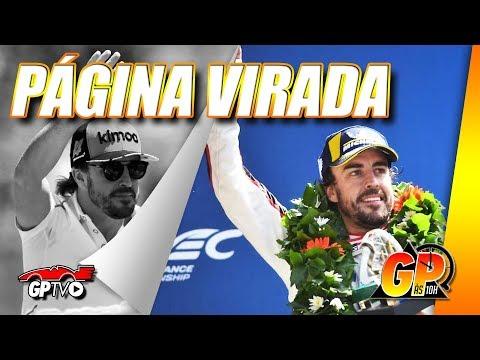 Ao virar página de Alonso, McLaren caminha para bom futuro na F1 | GP às 10