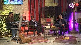 برنامج زجل يستضيف الفنان نزار حداد
