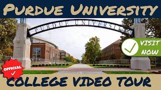 Purdue University Video Tour