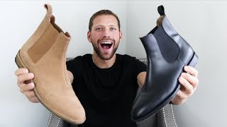 Suede vs Leather Boots | Which One Is Better?!