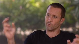 Directing With Alex OLoughlin