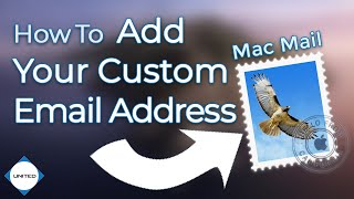 Mac OS Catalina : How to add your email address on Mac Mail App