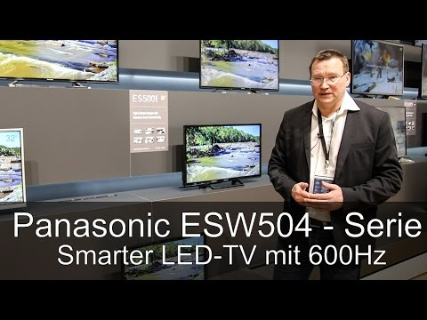 Panasonic ESW504 - Serie - Thomas Electronic Online Shop - Convention 2017