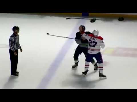 Dillon Hamaliuk vs. Riley McKay