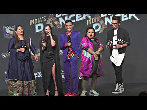 India's Best Dancer - Bharti Funny Anchoring Comedy - Malaika Arora, Geeta, Terence Lewis -Episode 1