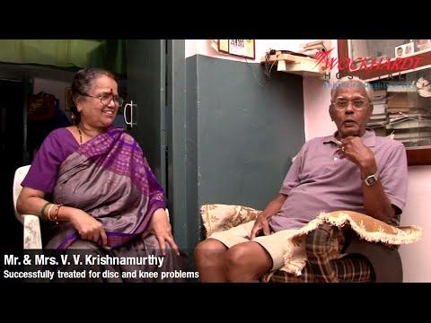 Mr. & Mrs. V. V. Krishnamurthy
