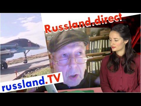 Flüchtlingswelle, Terrorkrieg und Russland [Video]