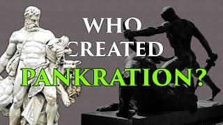 The Mythological Origins of PANKRATION; Who Created the Martial Art?