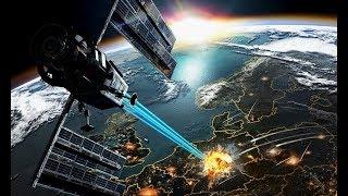 Удар из Космоса.  Следы орбитальной ядерной бомбардировки.
