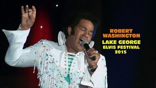 Robert Washington - 2015 Lake George Elvis Festival