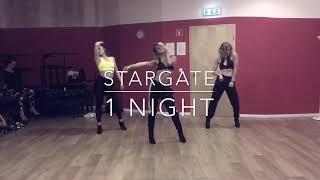 STARGATE  1 NIGHT Ft. PARTYNEXTDOOR, 21 Savage, MURDA Beatz