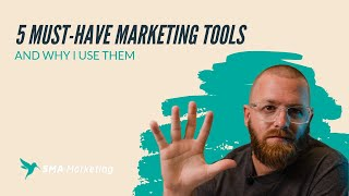 5 Must Have Marketing Tools